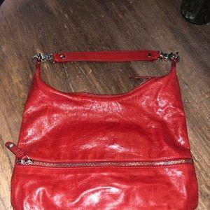 Genuine Hobo Brand Ref Leather Hobo